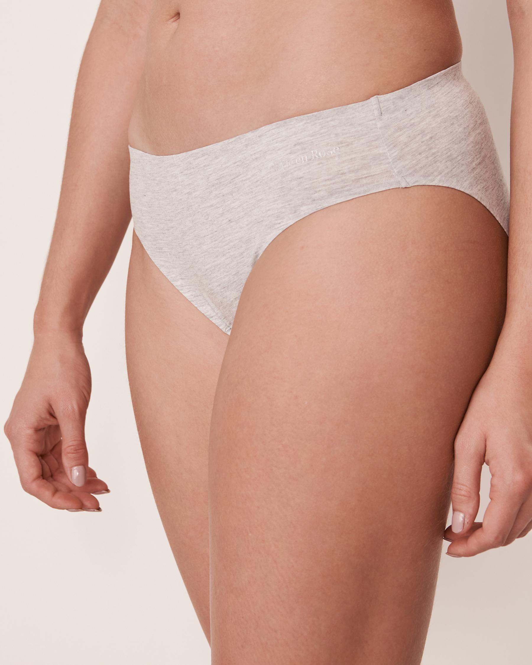 LA VIE EN ROSE Bikini Panty Grey mix 20200061 - View1