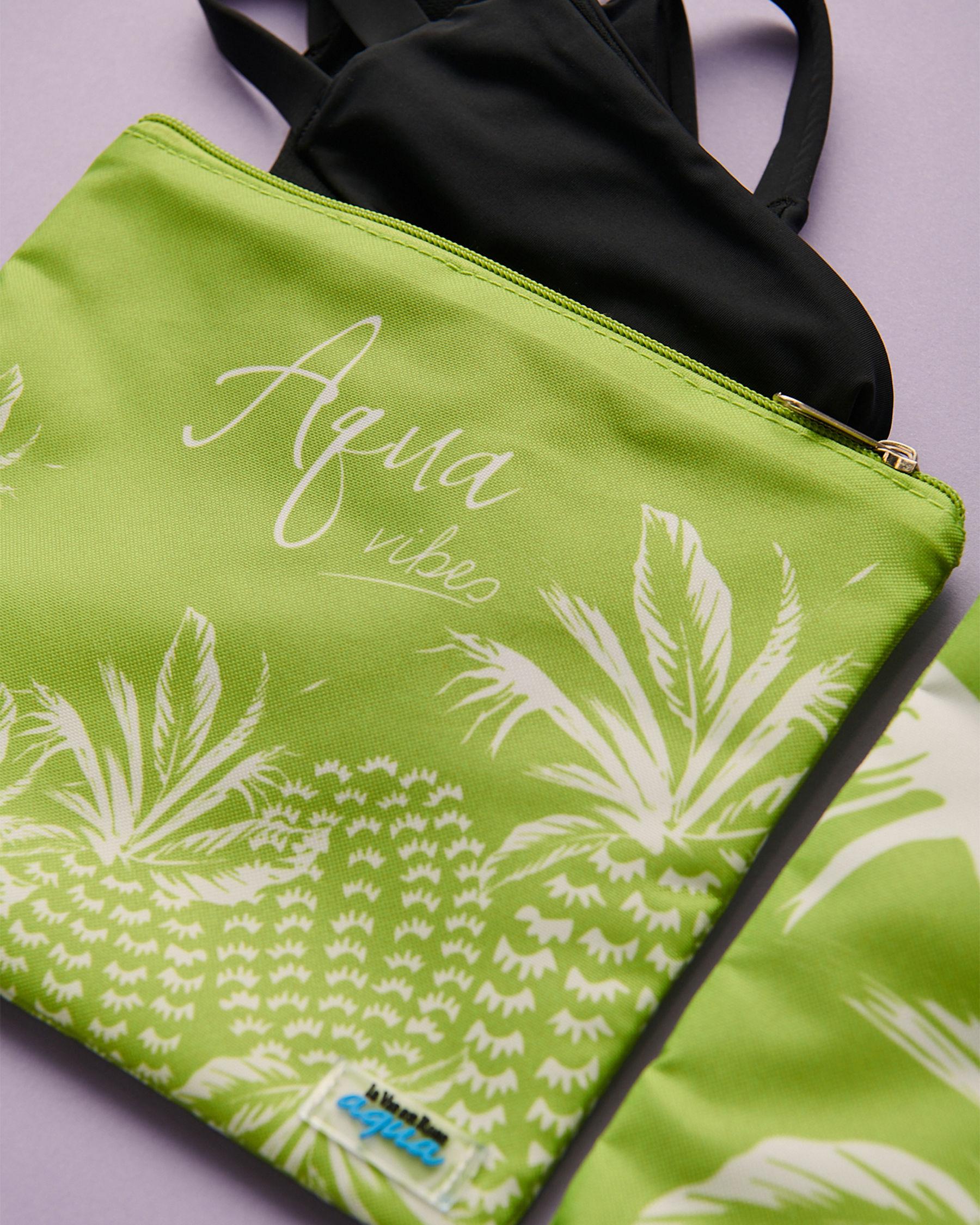 LA VIE EN ROSE AQUA Pineapple Wet Pouch Lime 80500011 - View3