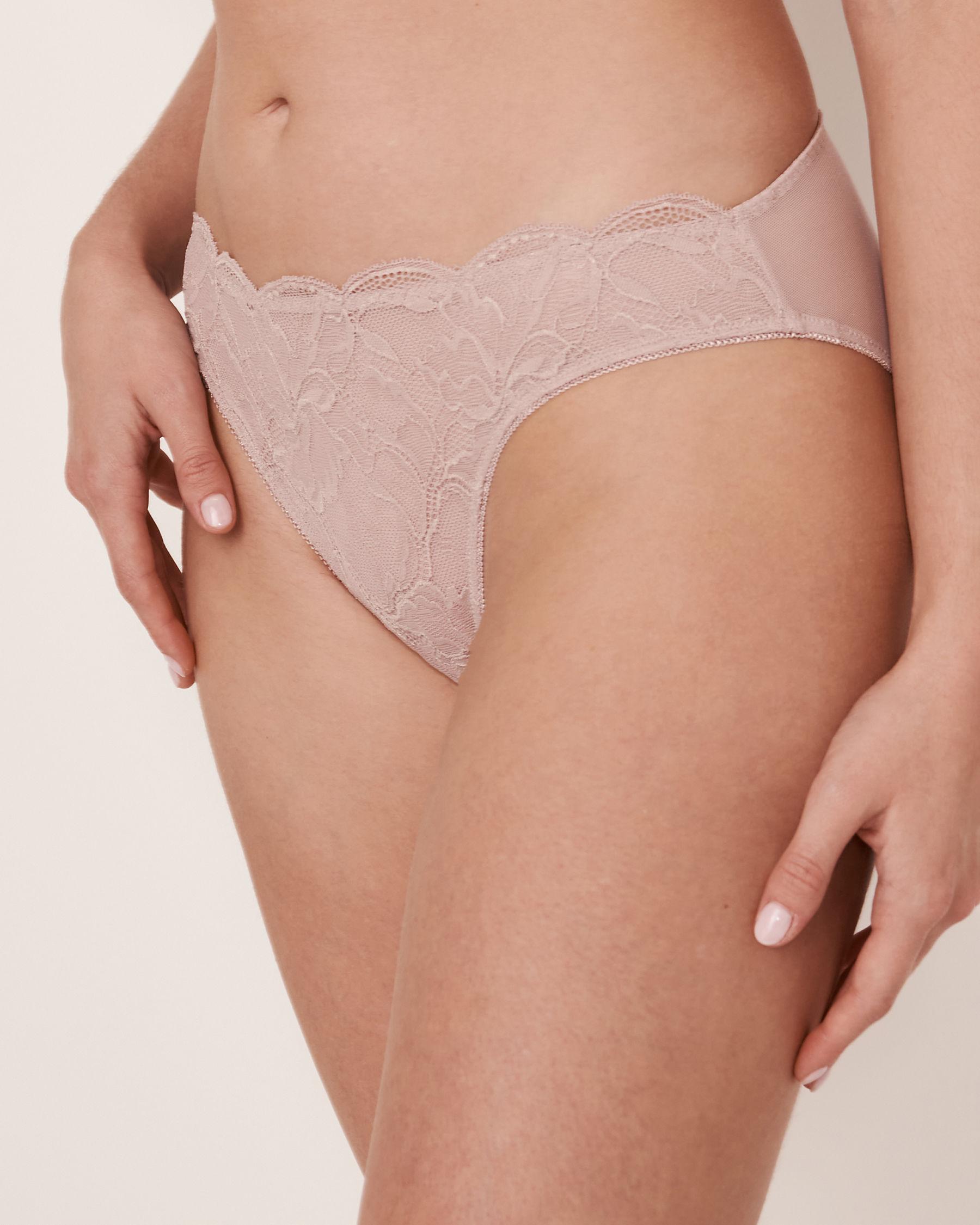 LA VIE EN ROSE Bikini Panty Shadow grey 20200041 - View1