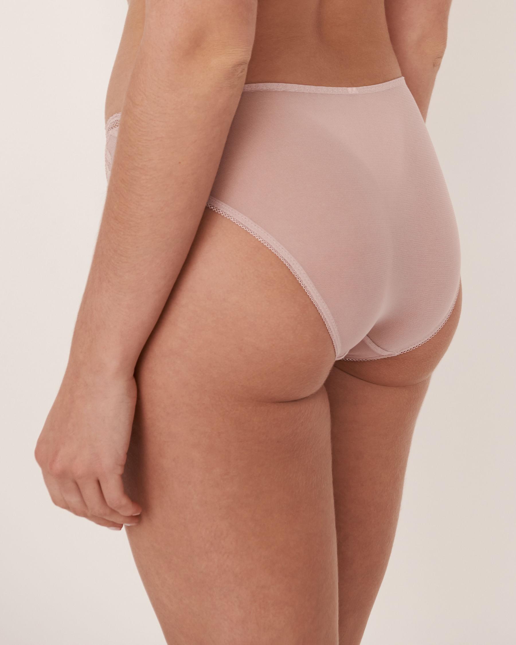 LA VIE EN ROSE Bikini Panty Shadow grey 20200041 - View2