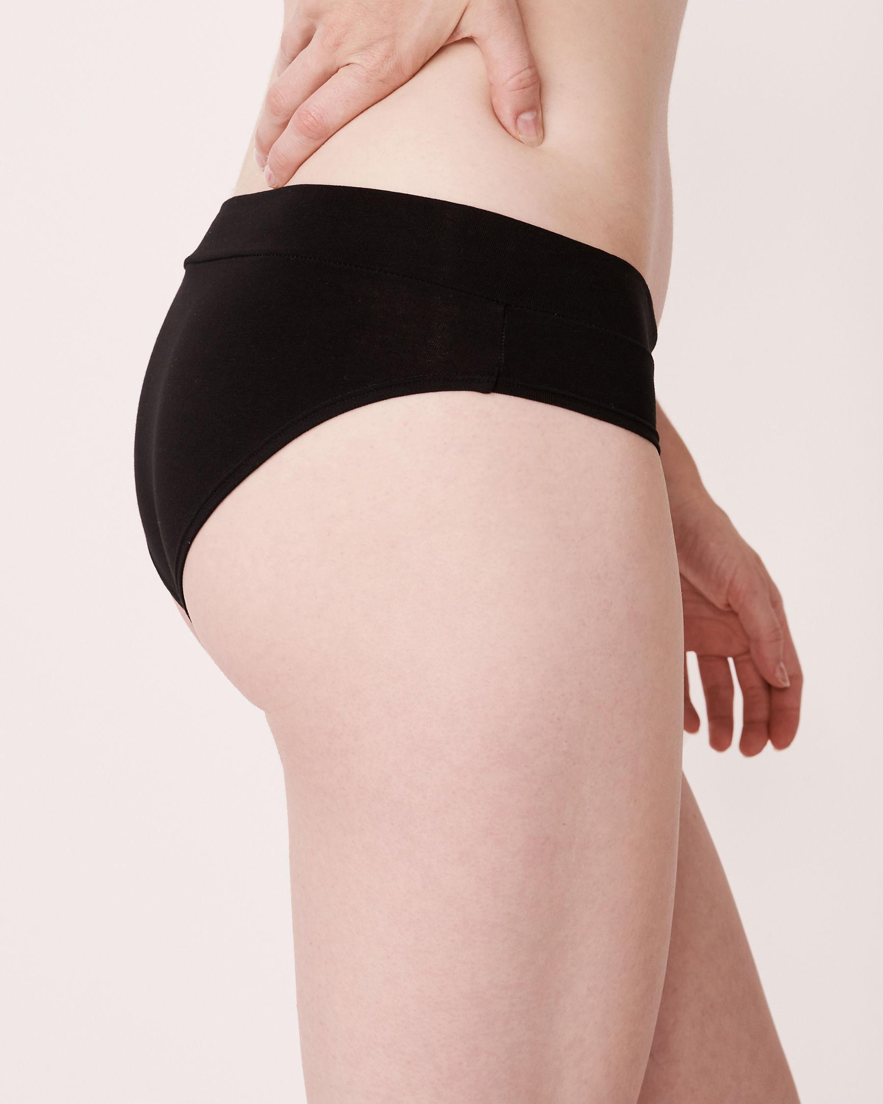 LA VIE EN ROSE Bikini Panty Black 564-212-0-00 - View2