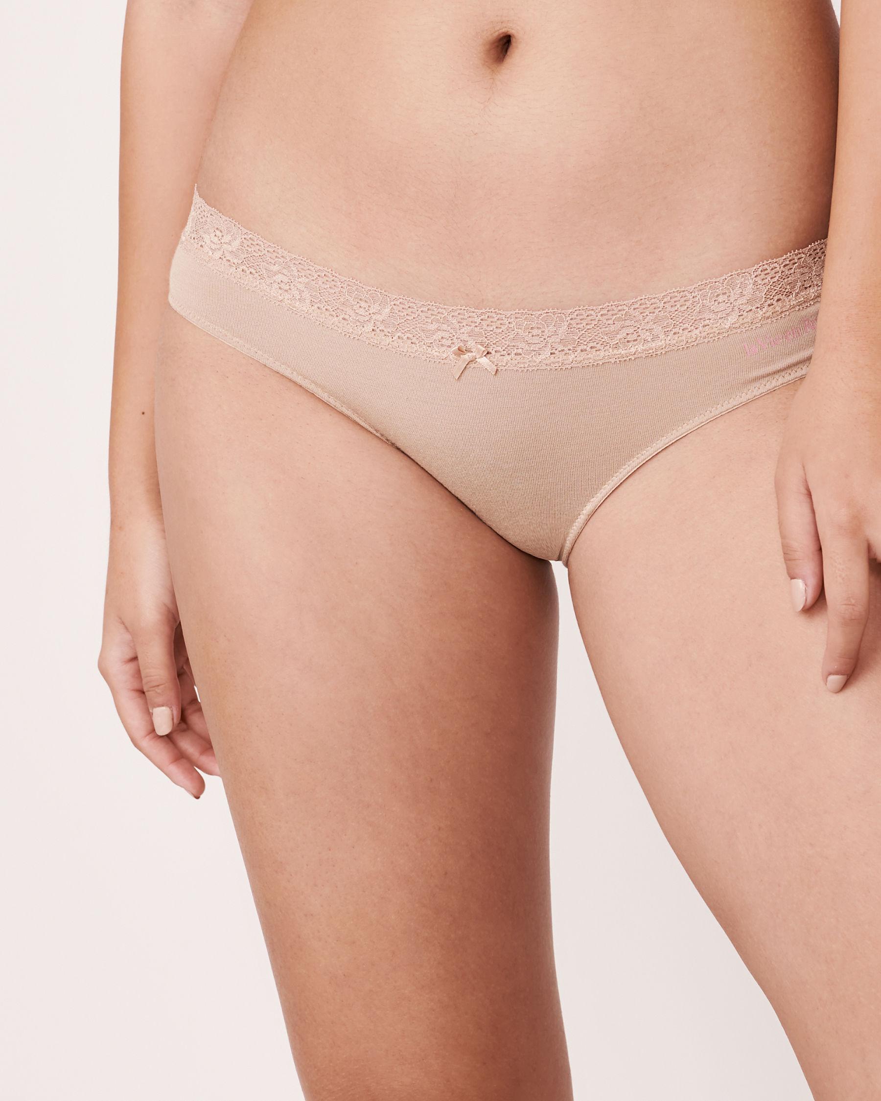 LA VIE EN ROSE Bikini Panty Neutral 845-212-0-00 - View1