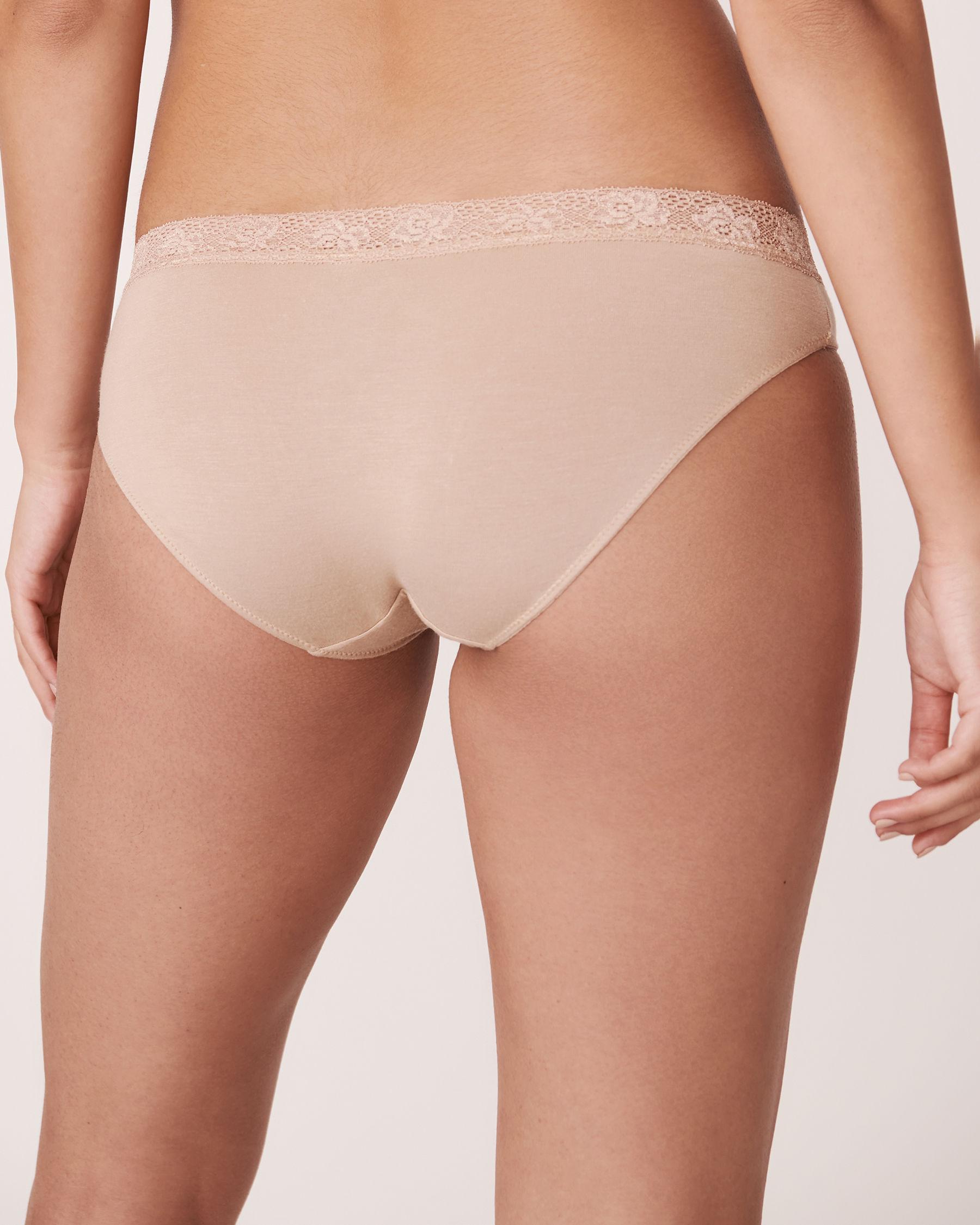 LA VIE EN ROSE Bikini Panty Neutral 845-212-0-00 - View2