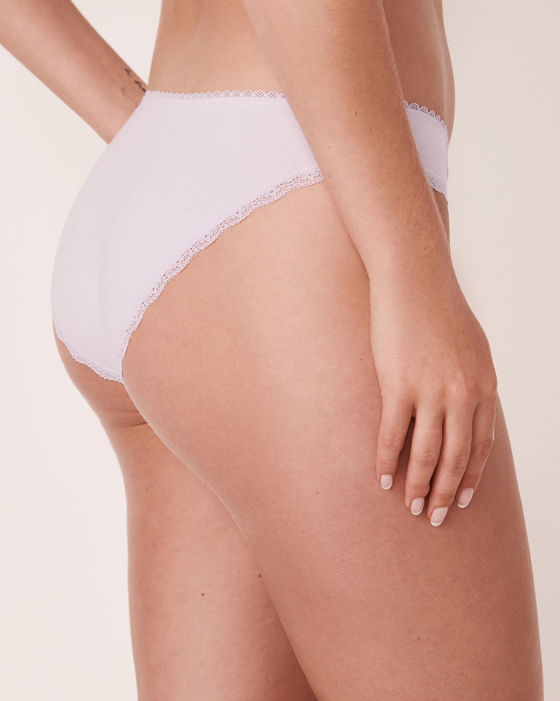 LA VIE EN ROSE Bikini Panty Lavender 20100072 - View2