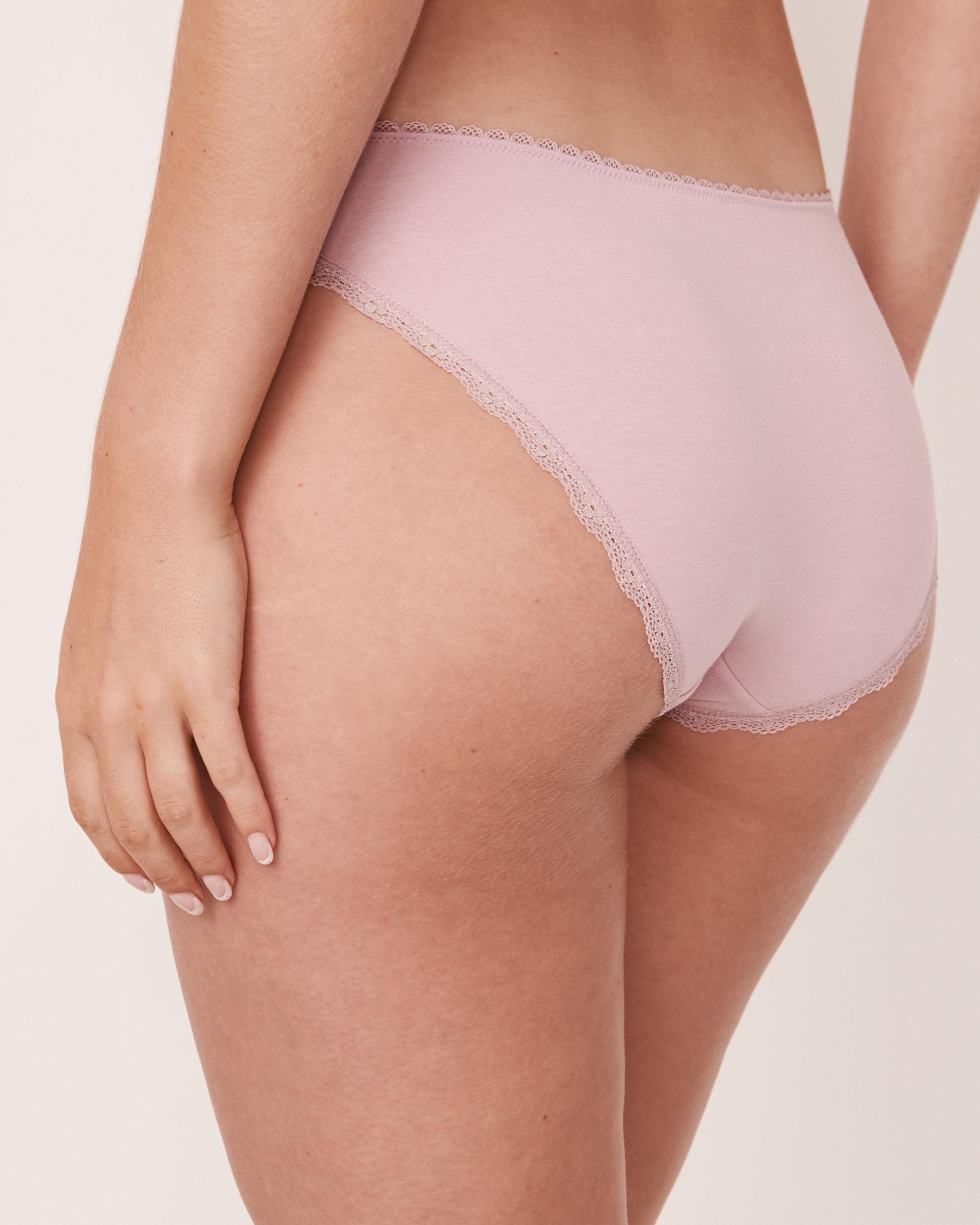 LA VIE EN ROSE Bikini Panty Lilac 20100072 - View2