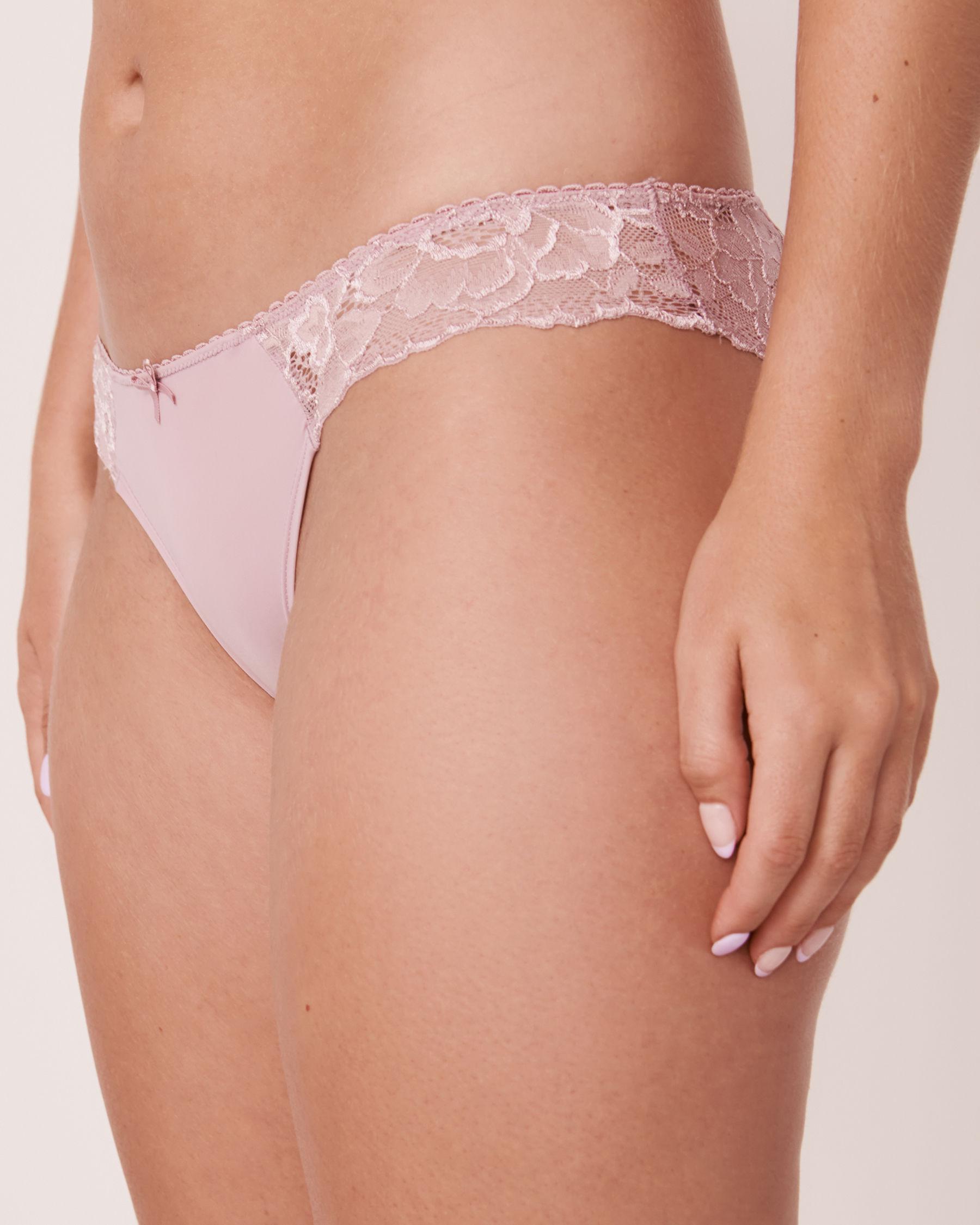 LA VIE EN ROSE Bikini Panty Pink shadows 20200067 - View1