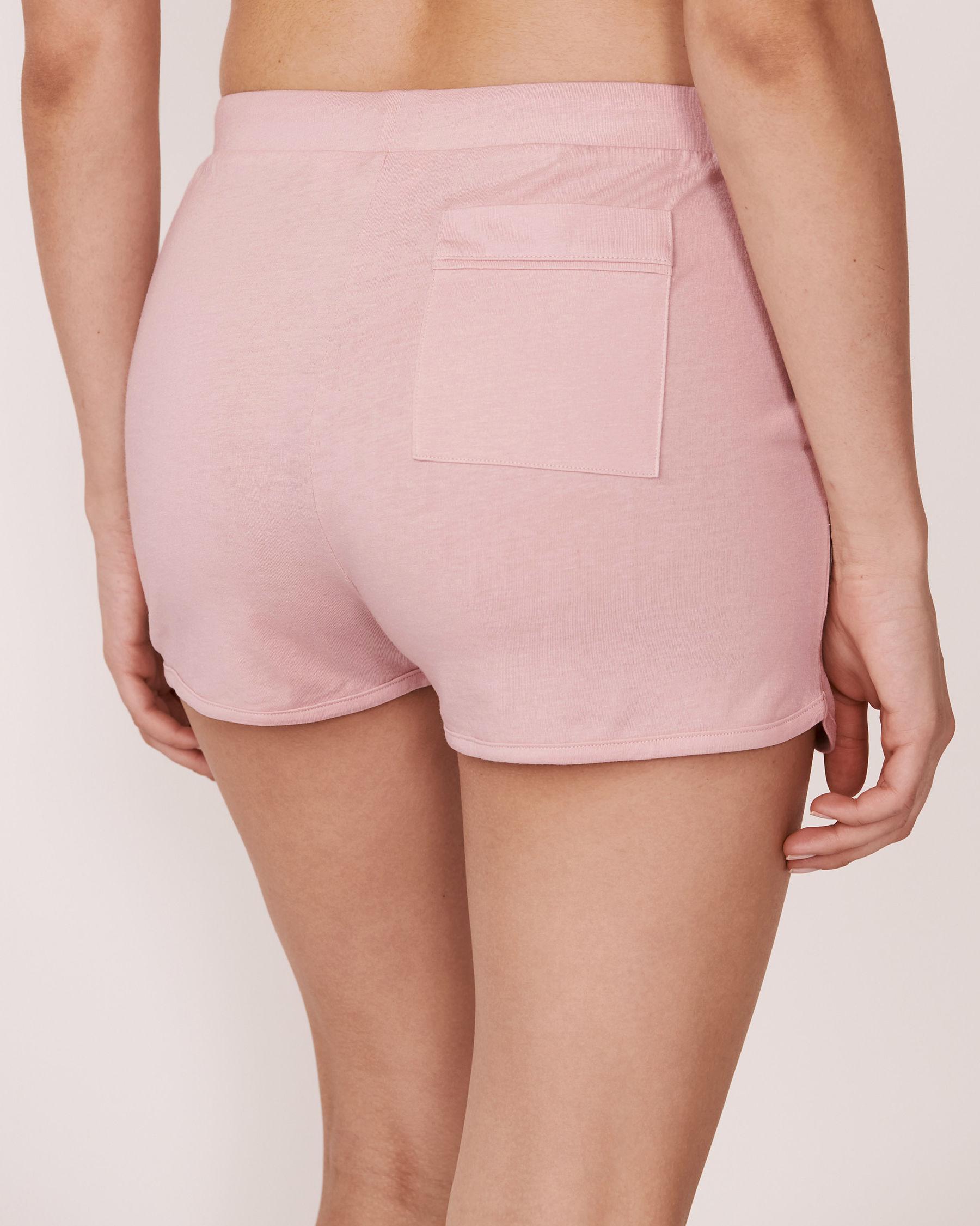 LA VIE EN ROSE Short à poches Lilas pâle 770-317-0-11 - Voir2