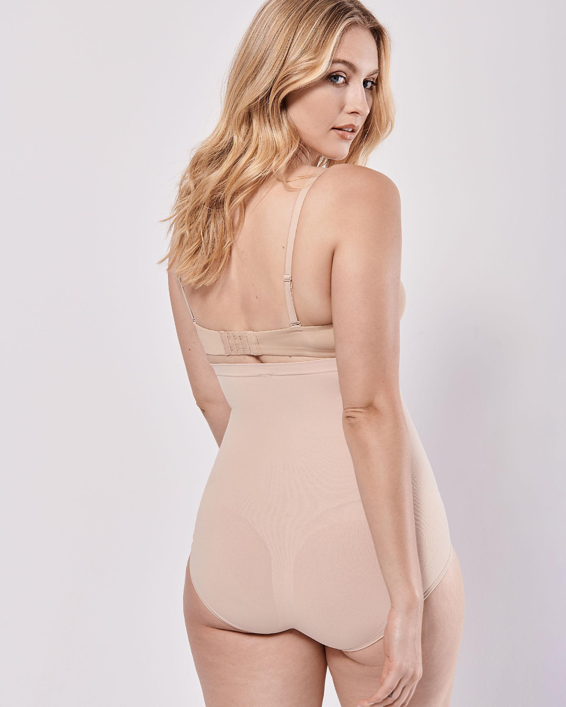 LA VIE EN ROSE Culotte bikini soutien léger Neutre 388-122-0-00 - Voir4