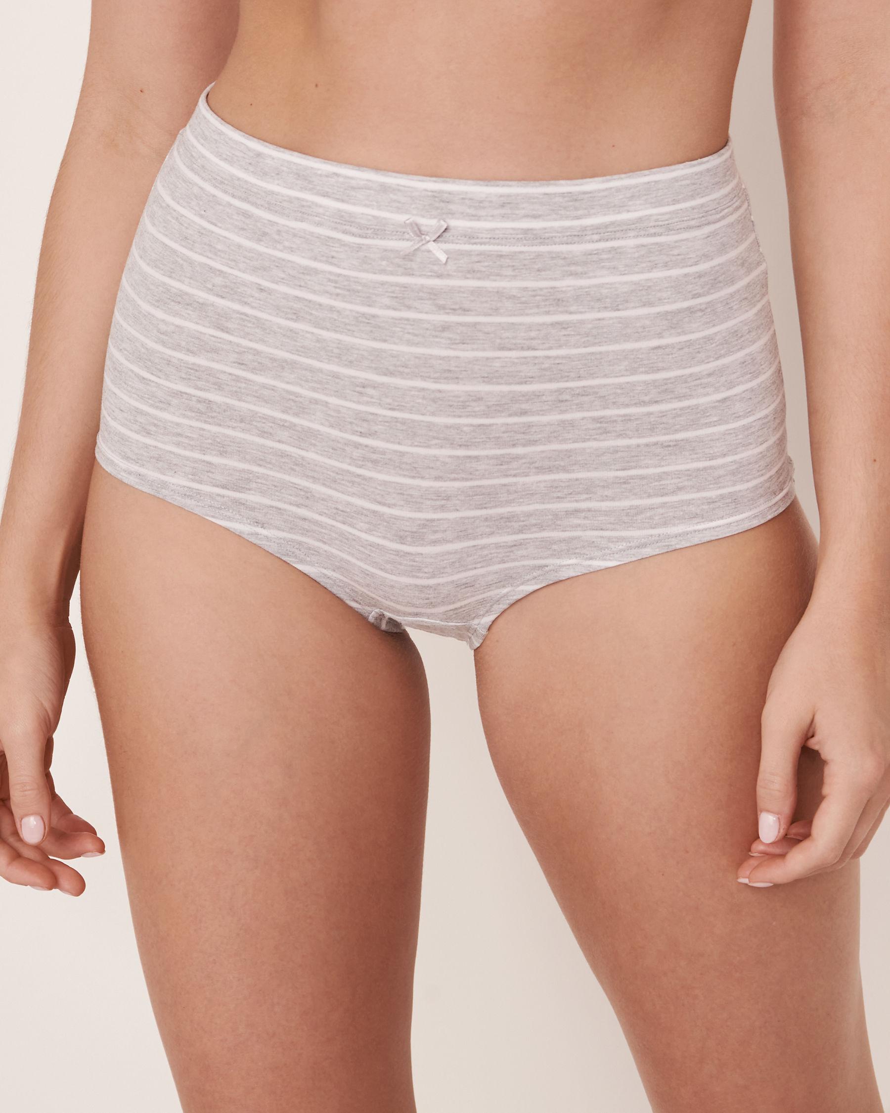 LA VIE EN ROSE Boyleg Panty Grey 20100060 - View1