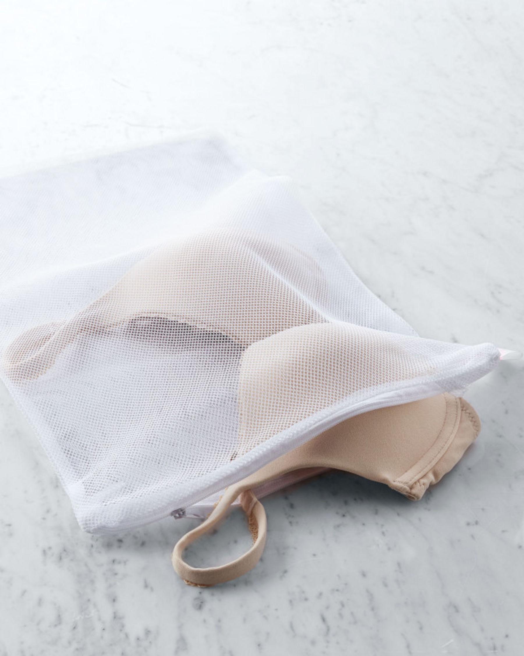 LA VIE EN ROSE Sac de lavage Blanc 150-901-0-00 - Voir1