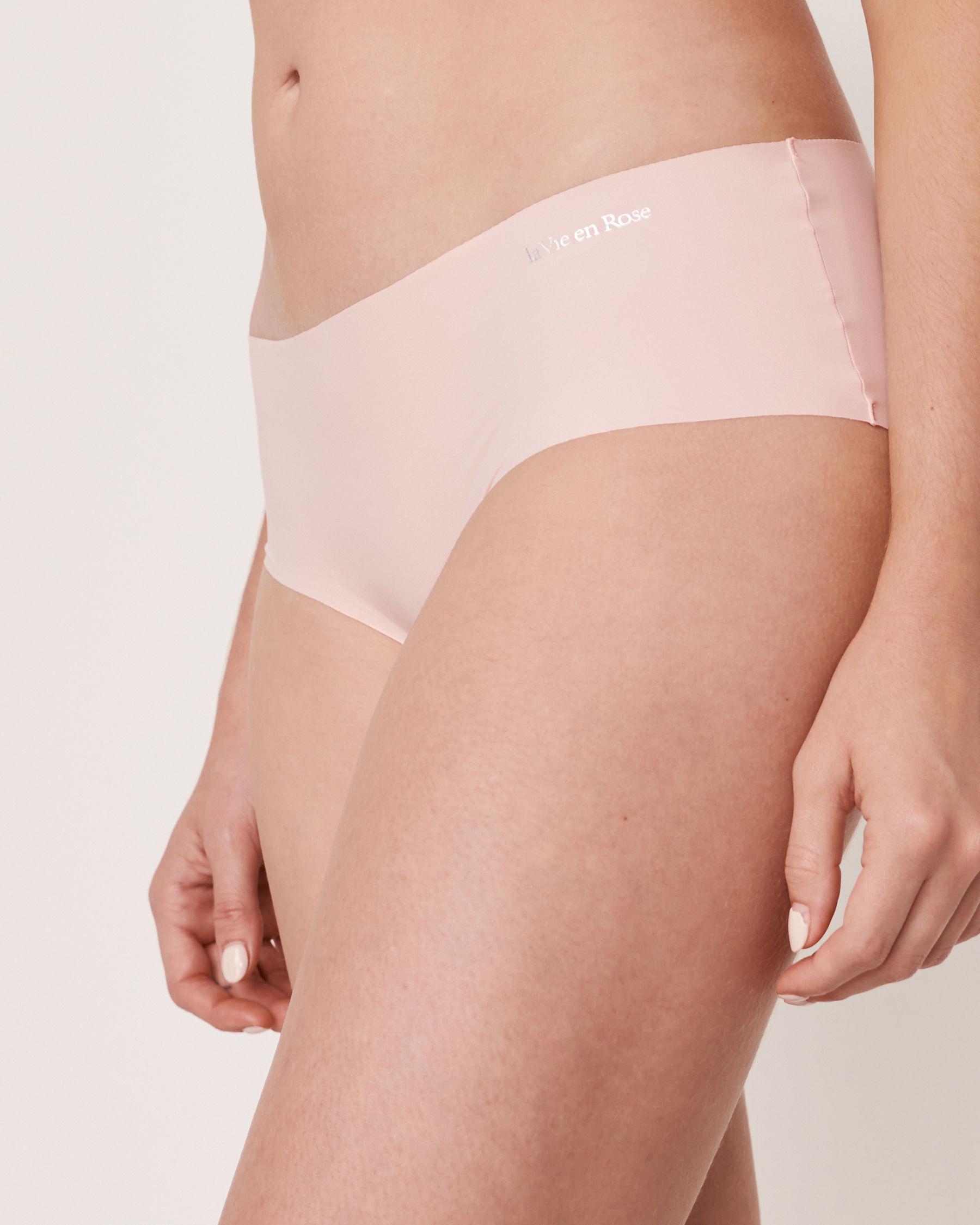 LA VIE EN ROSE Seamless Hiphugger Panty Light pink 20200048 - View1