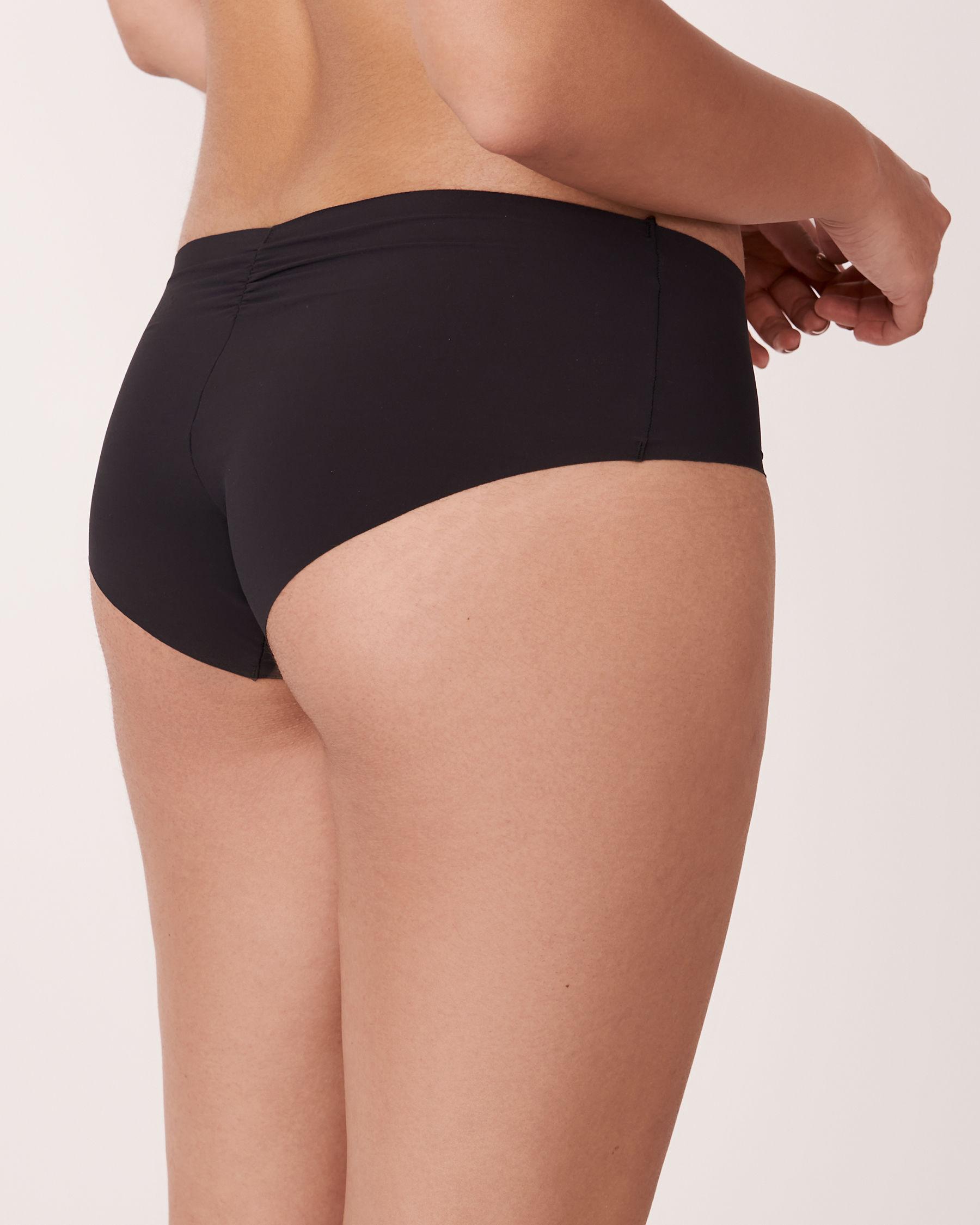 LA VIE EN ROSE Hiphugger Panty Black 619-223-1-00 - View2