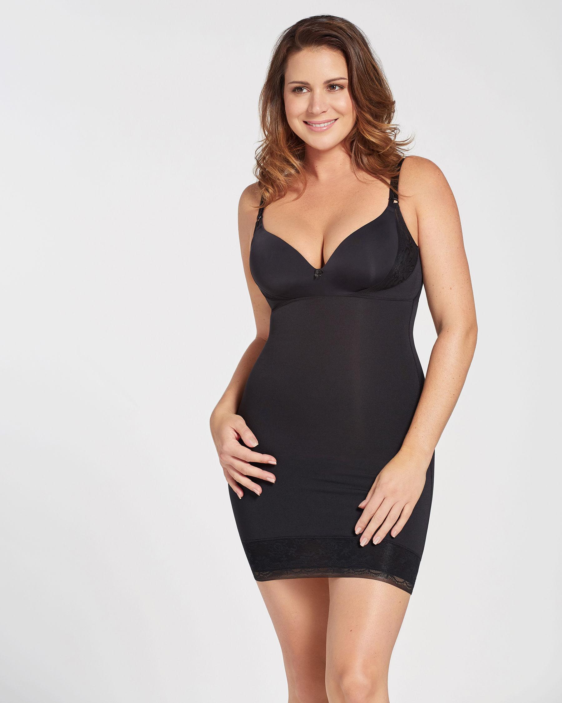 LA VIE EN ROSE Dress Control Black 897-126-0-00 - View1