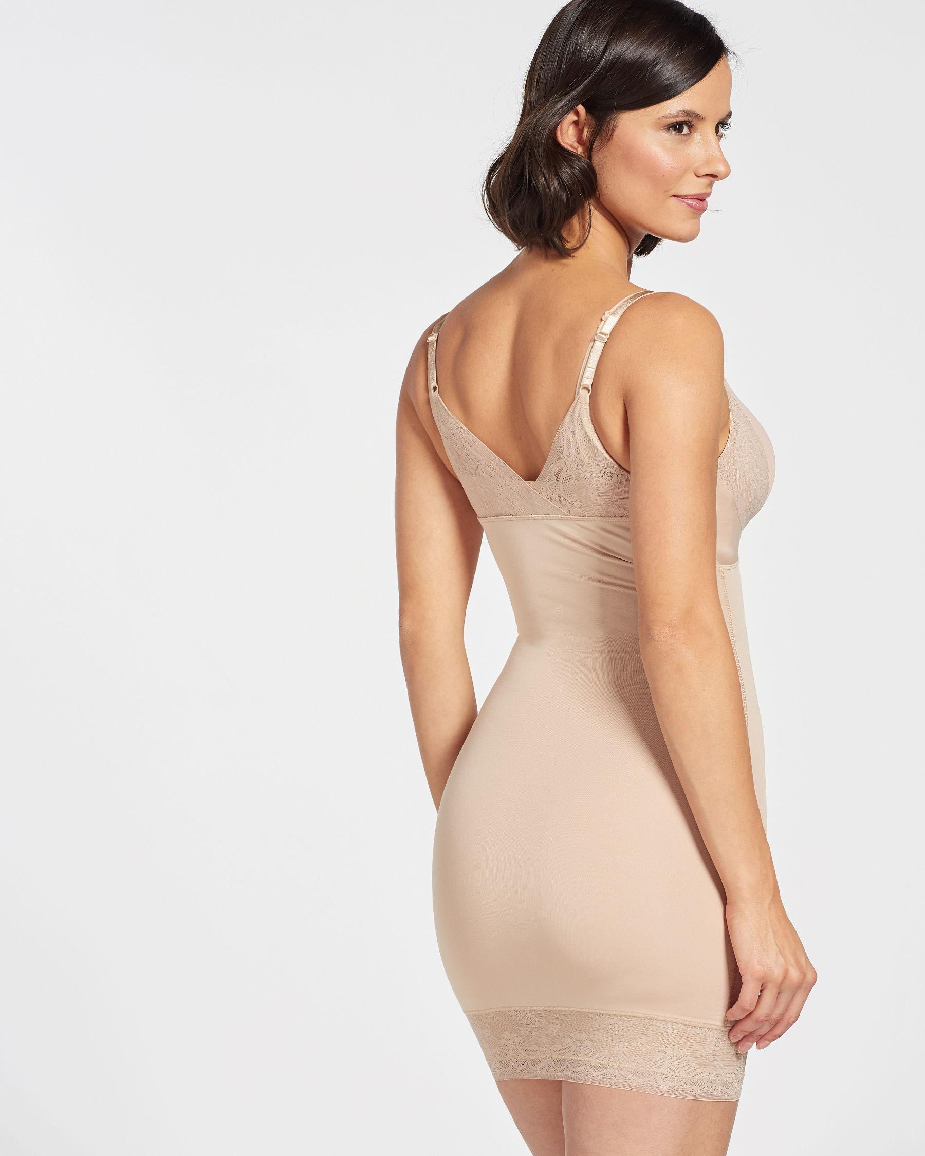 LA VIE EN ROSE Dress Control Neutral 897-126-0-00 - View2