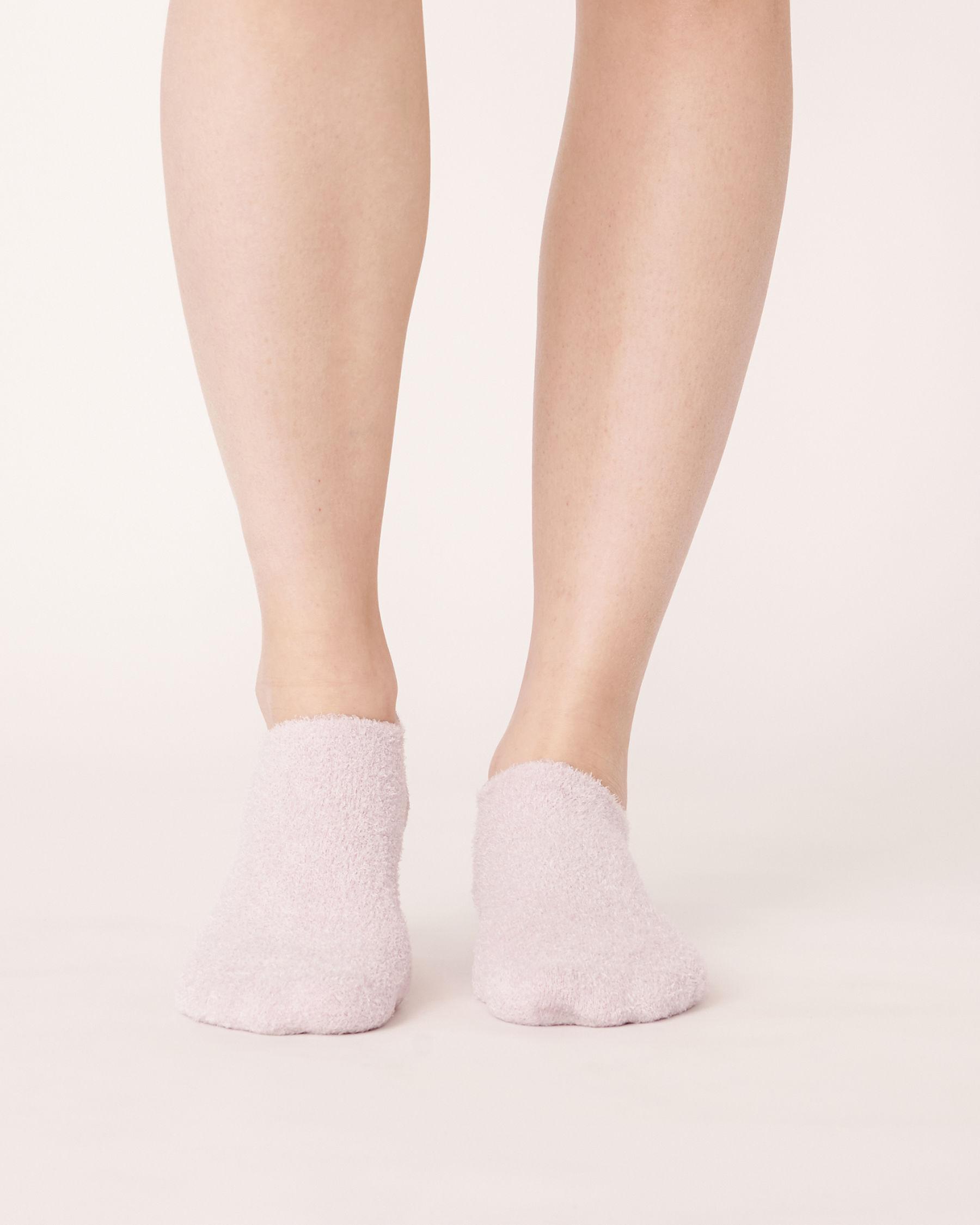 LA VIE EN ROSE Lavender Moisturizing Gel Socks Pale lilac 40700032 - View1