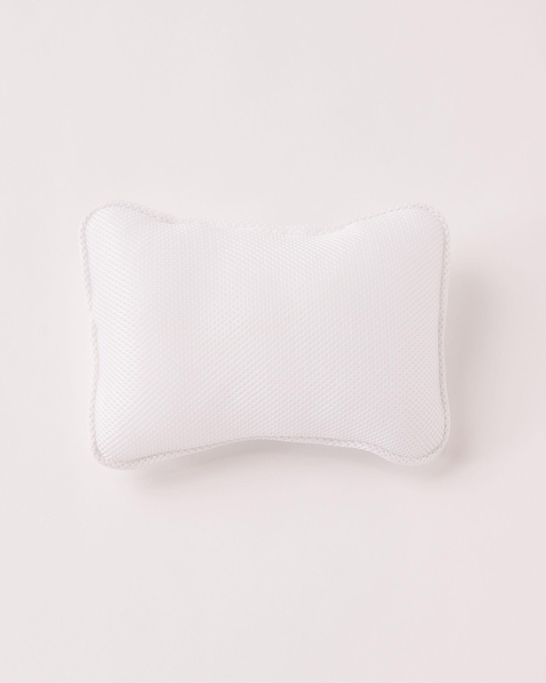 LA VIE EN ROSE Spa Bath Pillow White 992-527-0-06 - View6