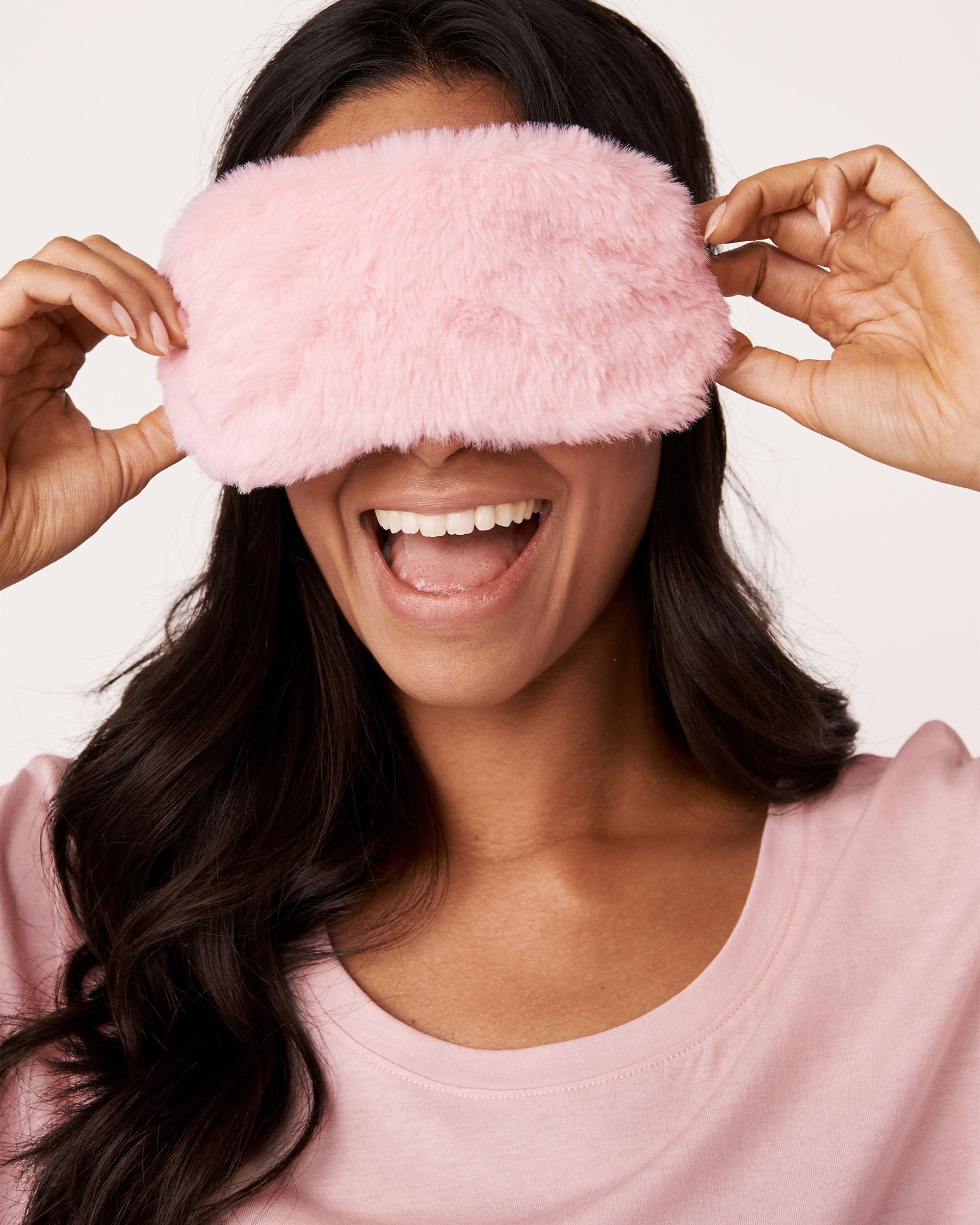 LA VIE EN ROSE Warm and Cool Eyemask Pale pink lilas 781-522-0-11 - View3